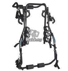 Zento Car rack Bicycle carrier 3 bikes