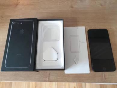 Apple 7 Plus 128gb black myset