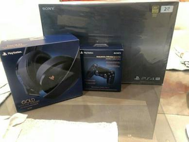 Sony ps4 pro 500 million edition