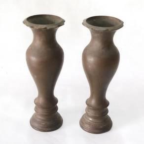 Brass Vase combo