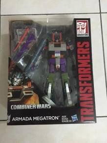 Transformers Combiner Wars Leader Armada Megatron