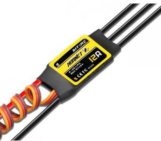 HTIRC Hornet 2-4S 12A Brushless ESC With 5V/2A BEC