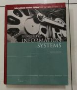Principal of Information Systems