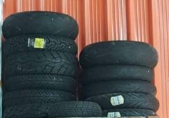 Tyres for Big Bike