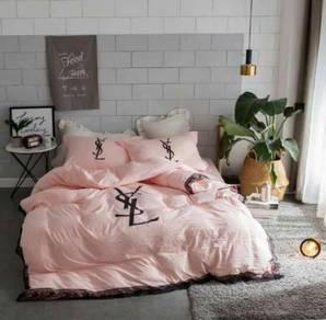 Cadar Cotton Chanel, Hermes Versace, YSL Comforter