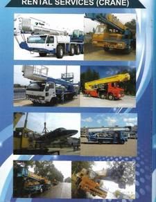 Crane rental (Nilai,Putrajaya,Bangi And Seremban)