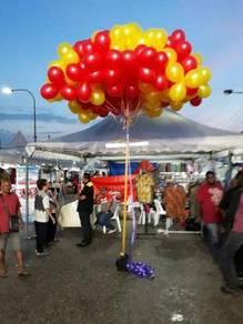 Belon untuk perasmian upacara/event/launching keda