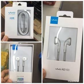 Vivo earphone / cable original