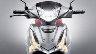 New facelift model wave 125i / future 125