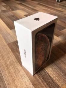 Baru iPhone XS Max. Haarga 1, 5OO shja