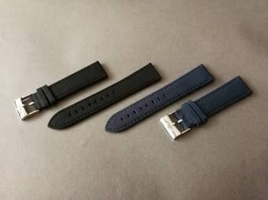 BREITLING 22mm Klevar and Leather Watch Strap
