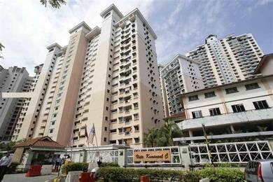 Vista Komanwel C Bukit Jalil KL 1440sf 4Rooms FULLY FURNISHED