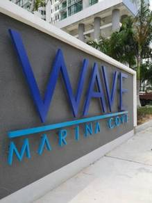 [BELOW MARKET] Marina cove /Town