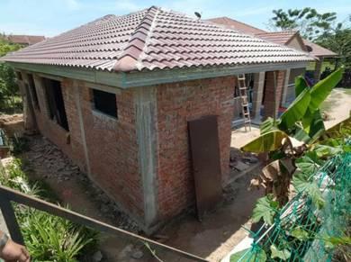 Bina Banglo / Ubahsuai Rumah
