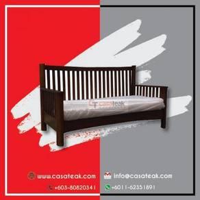 Sofa bed and daybed kayu jati di Malaysia-Casateak