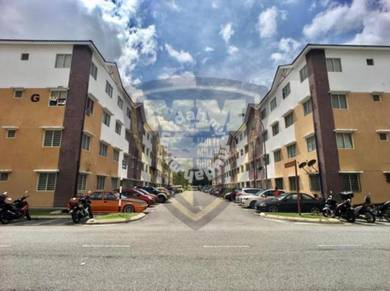 Arista Flat Bandar Parkland New Painting Klang Freehold