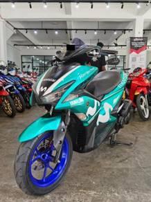 2017 Yamaha NVX 155 ABS NVX155
