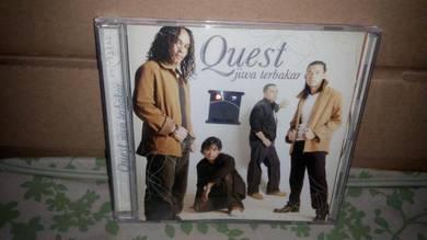 CD Quest - Jiwa Terbakar
