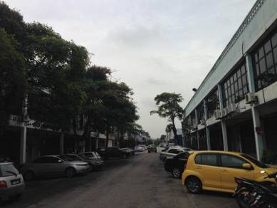 One & half storey light industry , Kaw Perusahaan Ringan Juru , Penang