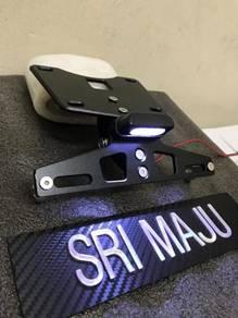 Alloy Plate holder Led yamaha R25/ R3