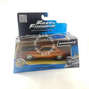 Jada 1:32 F&F Dom's Plymouth Road Runner Cooper