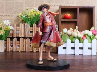 One Piece Collectible Action Figure LUFFY Captain