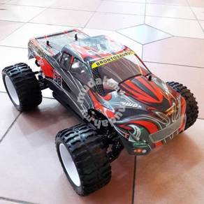 Rc Truck Off-Road 1/10 4Wd Rtr power Speed