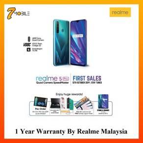 Realme 5 Pro [128GB+8GB] Snapdragon 712AIE Ori MY