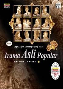 Irama Asli Popular 2 Joget Zapin Dondang SayangVCD