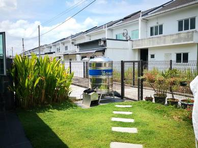 Fully Furnished and Renovated Terrace House Tabuan Tranquility Kuching