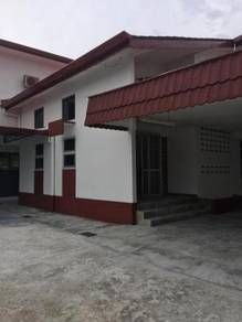 A well maintained double storey Bungalow Nanas Barat for sale