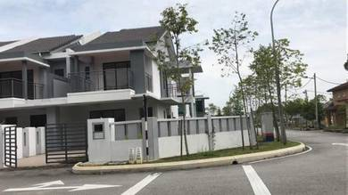 Corner ( 3000 SF ) 2 Sty Terrace House, Phase 3 Garden Heights ,Rawang