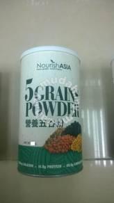5 Grains Super Organic Powder (USA FORMULA) 1kg