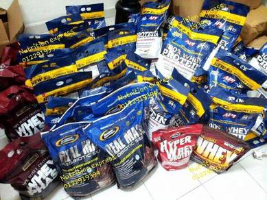 Real mass gainer protein naik muscle