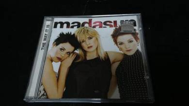 MADASUN - THE WAY IT IS Cd