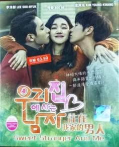 DVD Korean Drama Sweet Stranger And Me