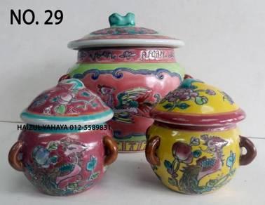 Kam Cheng (Nyonya Ware - Small Size) No. 29