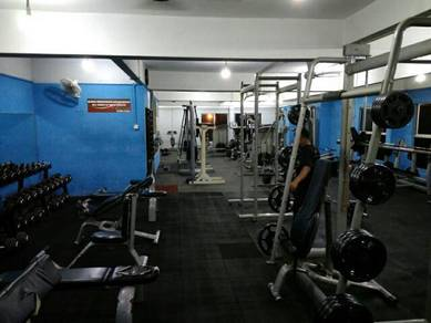 Gym untuk dijual