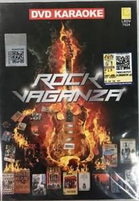 DVD KARAOKE ROCK VAGANZA 1dvd