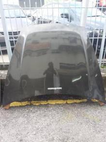 Hood porsche cayenne carbon fiber