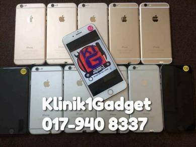 6 Plus 64 fullset original iphone