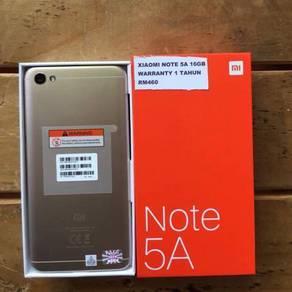 Note 5 A 16GB xiaomi