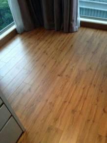 Wood PVC Vinyl Flooring * 3MM Flooring & Install