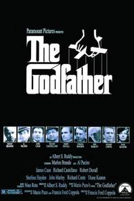 Poster THE GODFATHER MOVIE