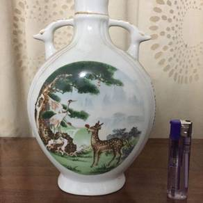 119 Botol antik antique bottle C