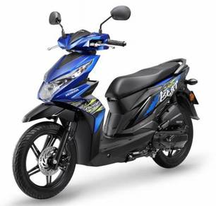 New honda beat 110 scooter