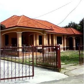 Bungalow jalan pintu gang - kota bharu, kelantan (DC10037931)