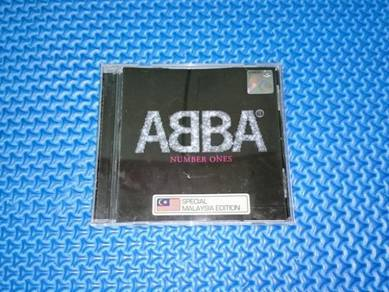 ABBA - Number Ones (Special Malaysia Edition) CD