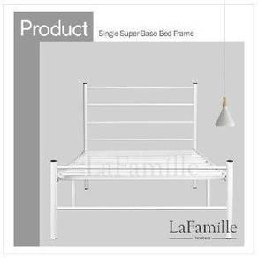 Sel - Metal Bed Frame (support 150kg)