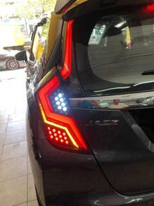 Jazz gk tail lamp running light taillamp
